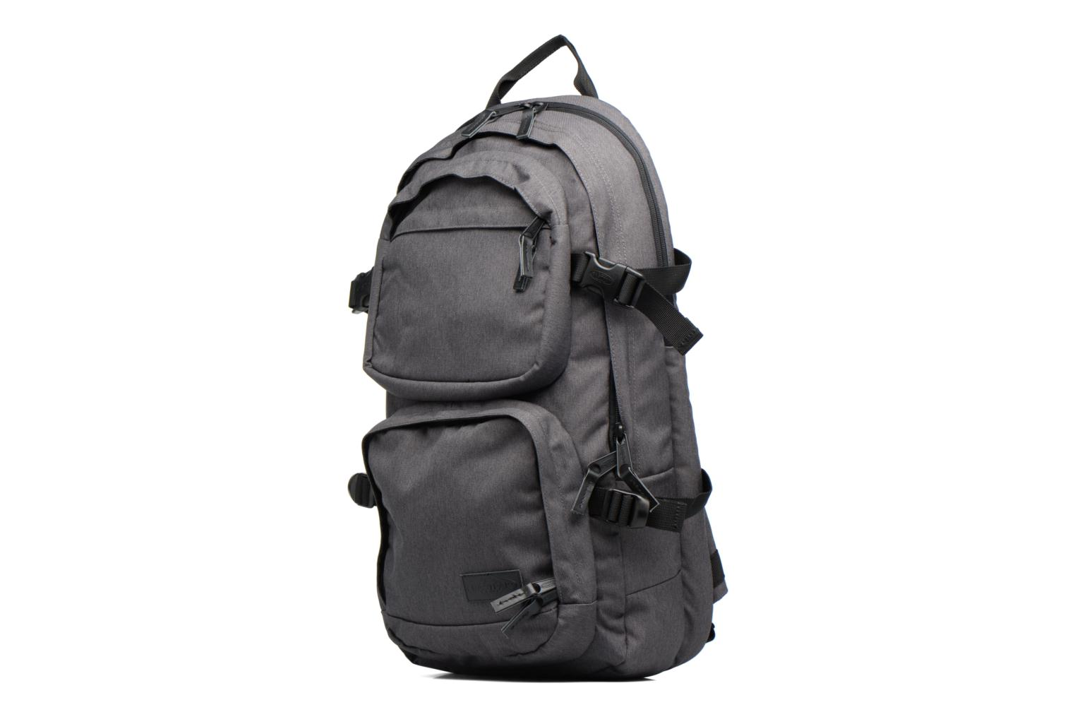 Rucksacks Eastpak HUTSON Sac à dos toile Grey model view
