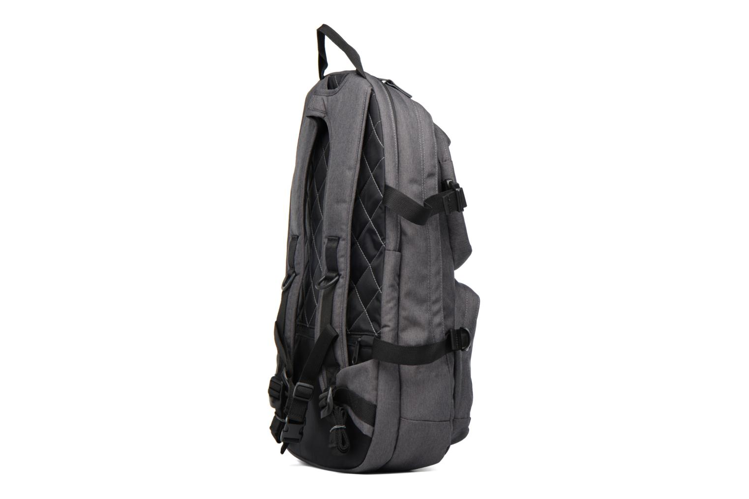 Rucksacks Eastpak HUTSON Sac à dos toile Grey view from the right