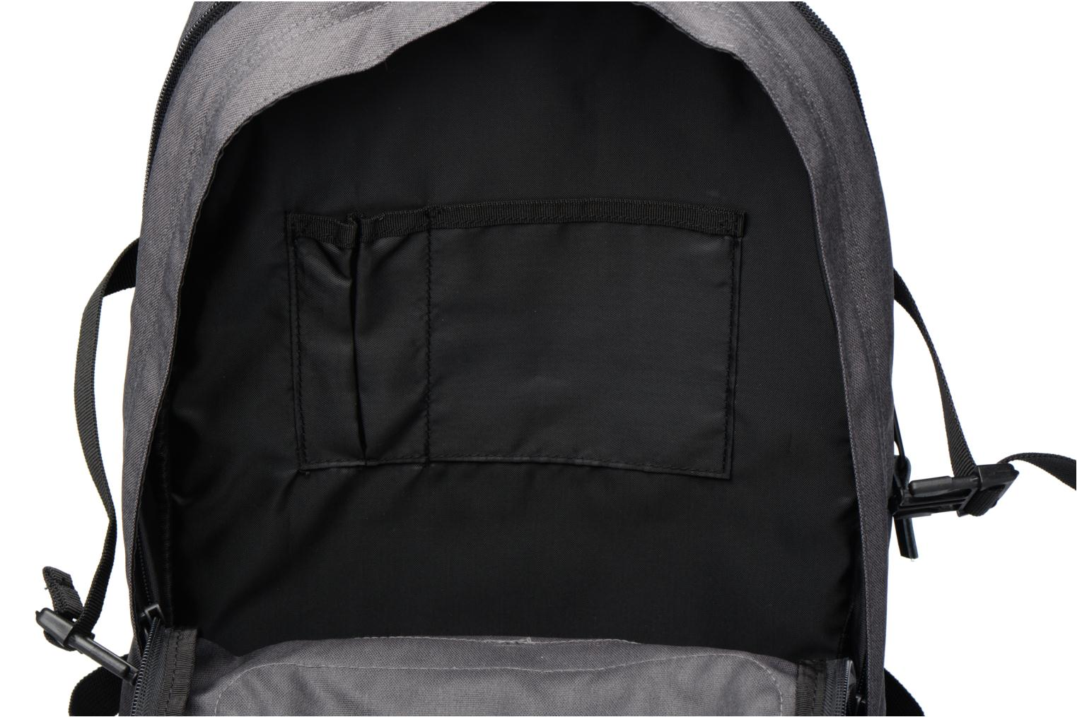 Rucksacks Eastpak HUTSON Sac à dos toile Grey view from the left