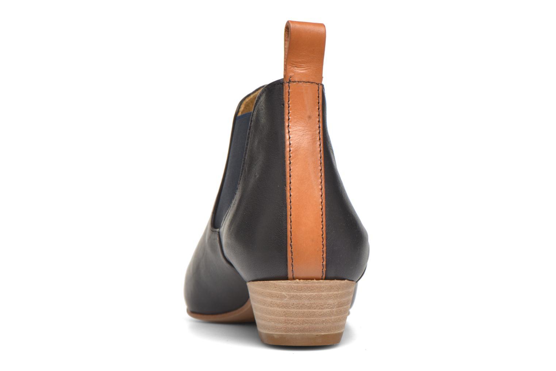 Boots en enkellaarsjes Aigle Mitis Blauw rechts