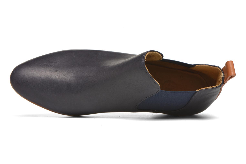 Boots en enkellaarsjes Aigle Mitis Blauw links