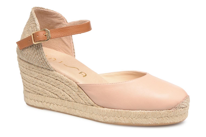 Zapatos promocionales Unisa Caceres (Beige) - Alpargatas   Venta de liquidación de temporada