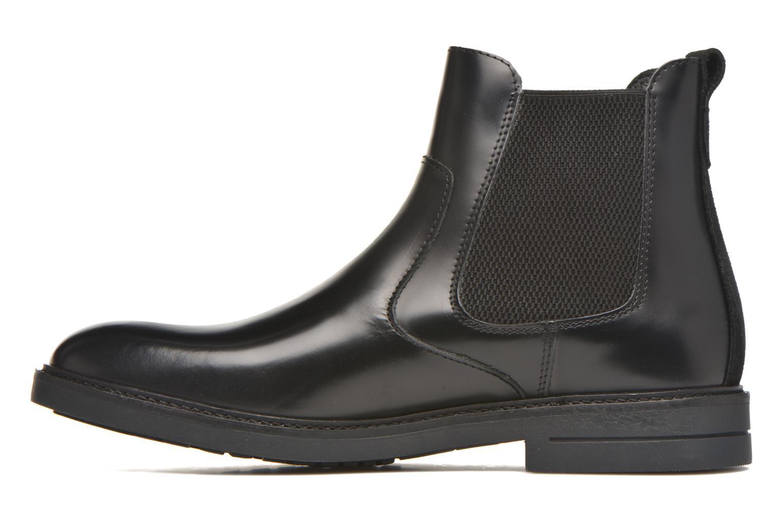 Bottines et boots Schmoove Crew Chelsea Noir vue face