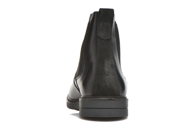 Bottines et boots Schmoove Crew Chelsea Noir vue droite