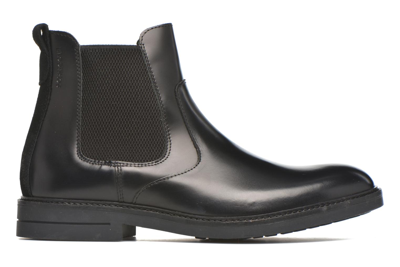 Bottines et boots Schmoove Crew Chelsea Noir vue derrière