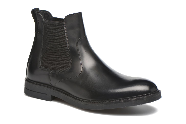 Bottines et boots Schmoove Crew Chelsea Noir vue détail/paire