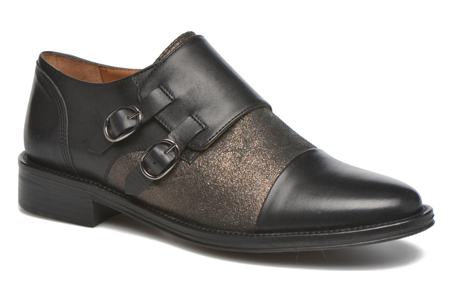 Marques Chaussure femme Schmoove Woman femme Newton sauvage preto pewter