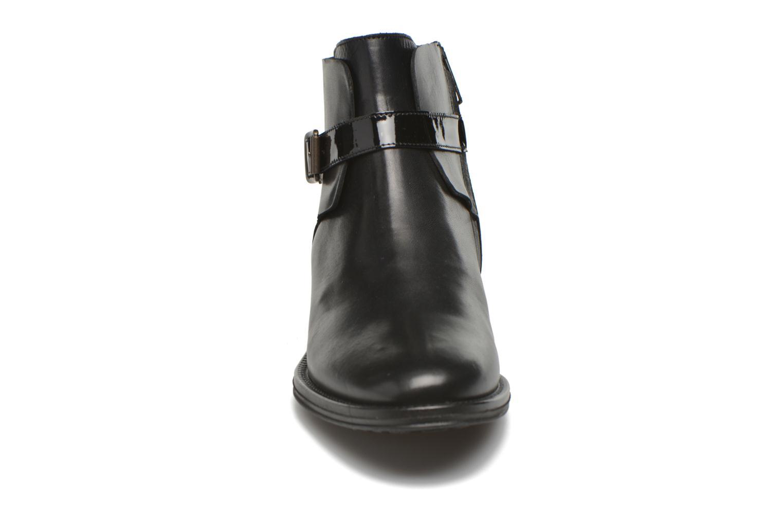 Ankelstøvler Schmoove Woman Newton buckle Sort se skoene på
