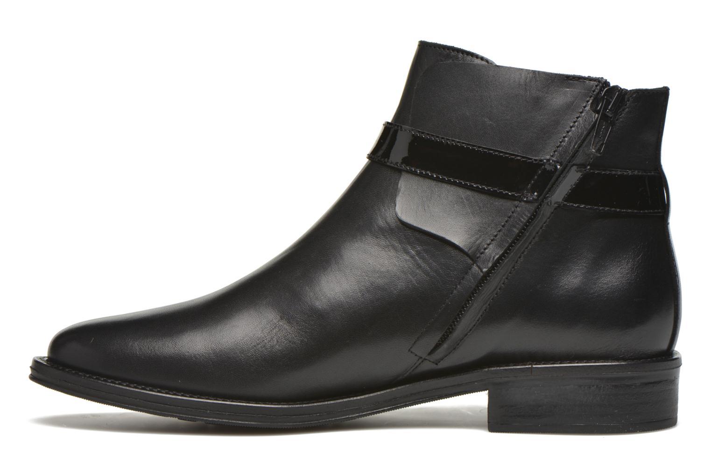 Stiefeletten & Boots Schmoove Woman Newton buckle schwarz ansicht von vorne
