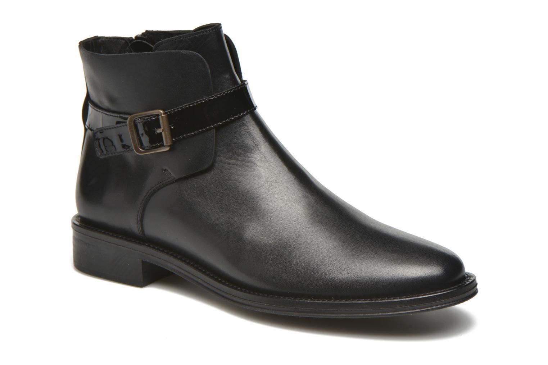 Stiefeletten & Boots Schmoove Woman Newton buckle schwarz detaillierte ansicht/modell