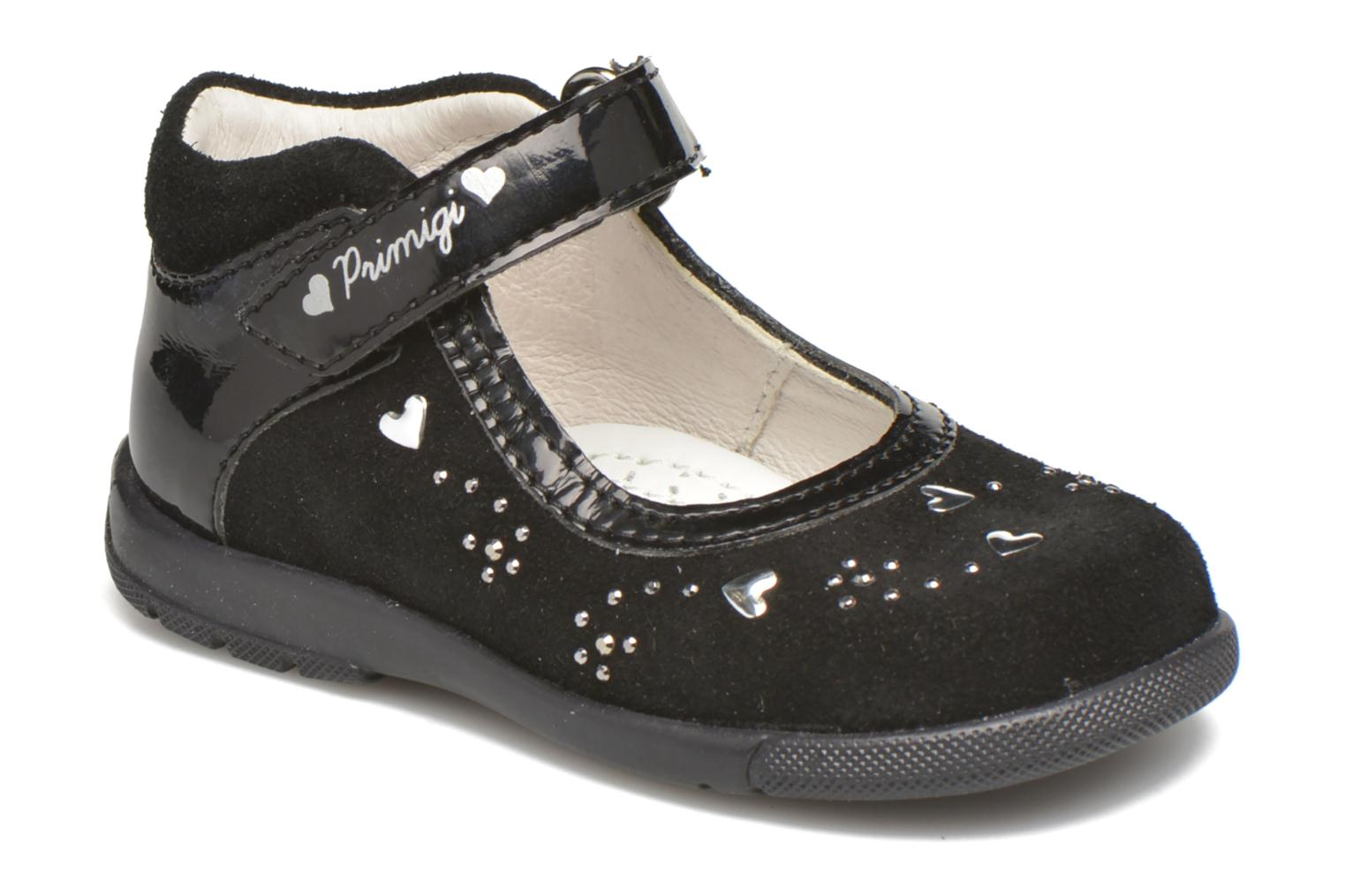 Ballet pumps Primigi Audrey Black detailed view/ Pair view