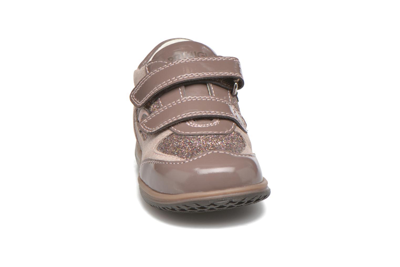 Zapatos con velcro Primigi Ghigo 7 Marrón vista del modelo