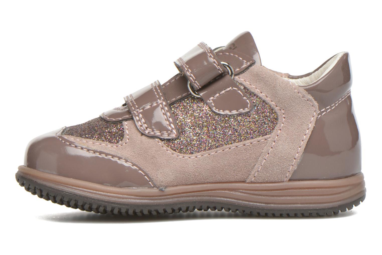 Schoenen met klitteband Primigi Ghigo 7 Bruin voorkant