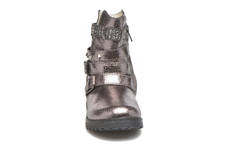 Bottines et boots Primigi Adele Gris vue portées chaussures