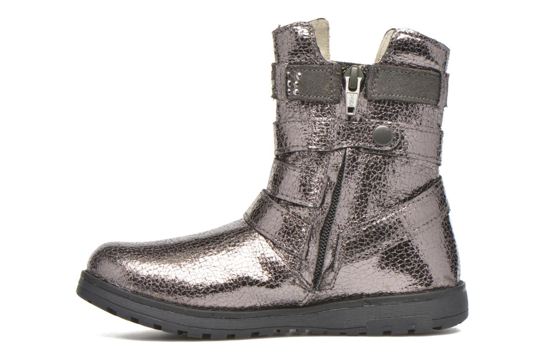 Bottines et boots Primigi Adele Gris vue face