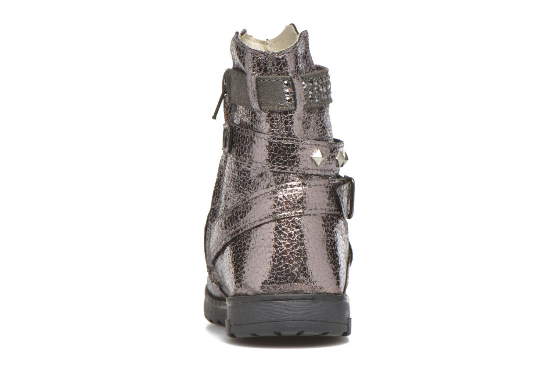 Bottines et boots Primigi Adele Gris vue droite
