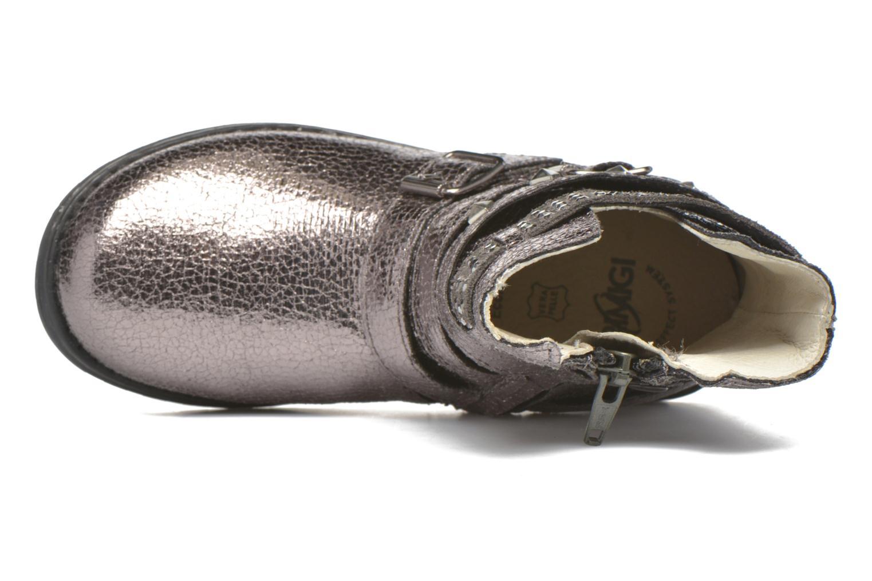 Bottines et boots Primigi Adele Gris vue gauche