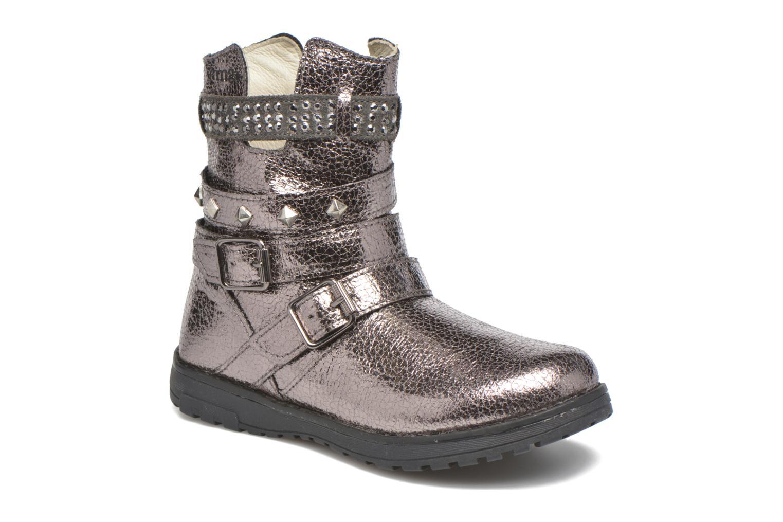 Bottines et boots Primigi Adele Gris vue détail/paire