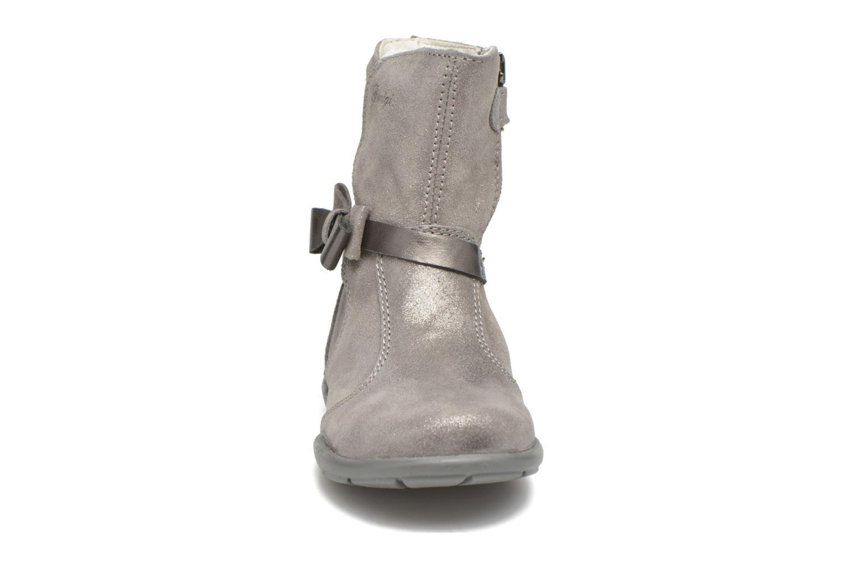 Bottines et boots Primigi Vyolet Gris vue portées chaussures