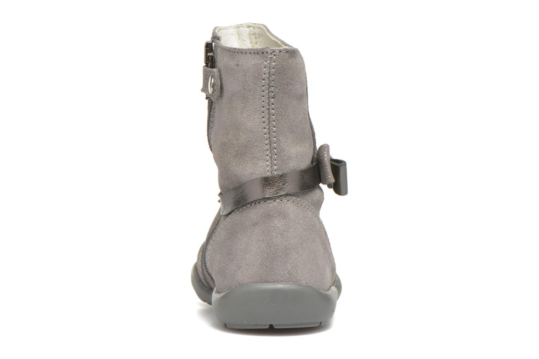 Bottines et boots Primigi Vyolet Gris vue droite