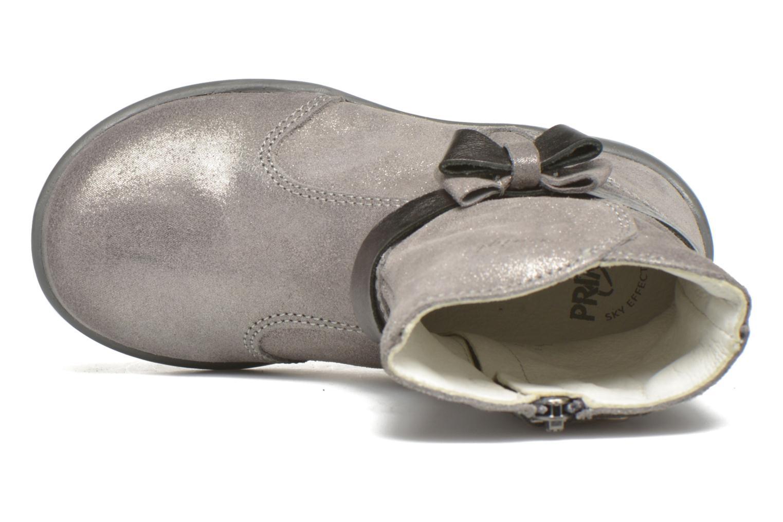 Bottines et boots Primigi Vyolet Gris vue gauche