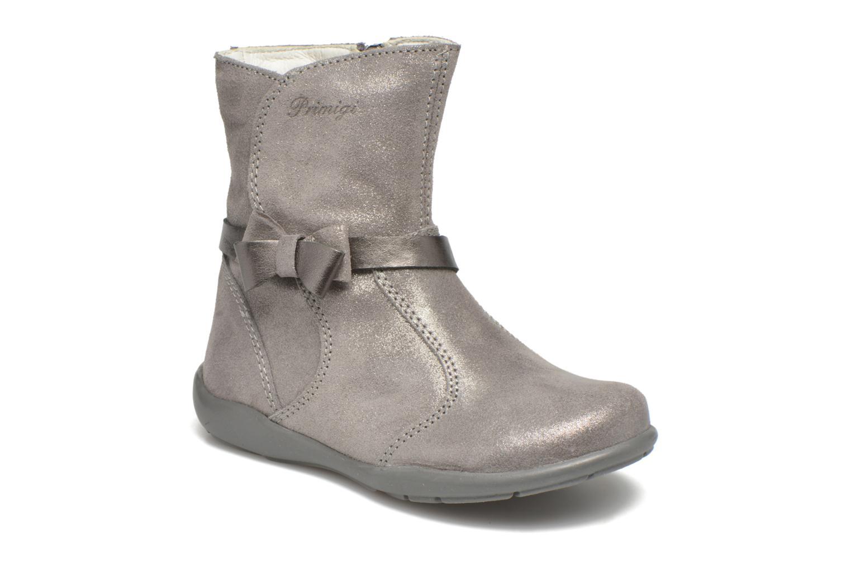 Bottines et boots Primigi Vyolet Gris vue détail/paire