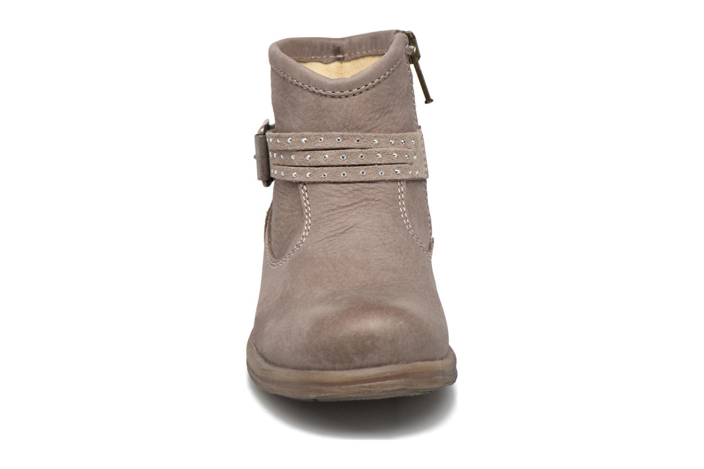 Bottines et boots Primigi Dizzy Gris vue portées chaussures
