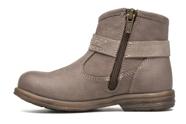 Bottines et boots Primigi Dizzy Gris vue face
