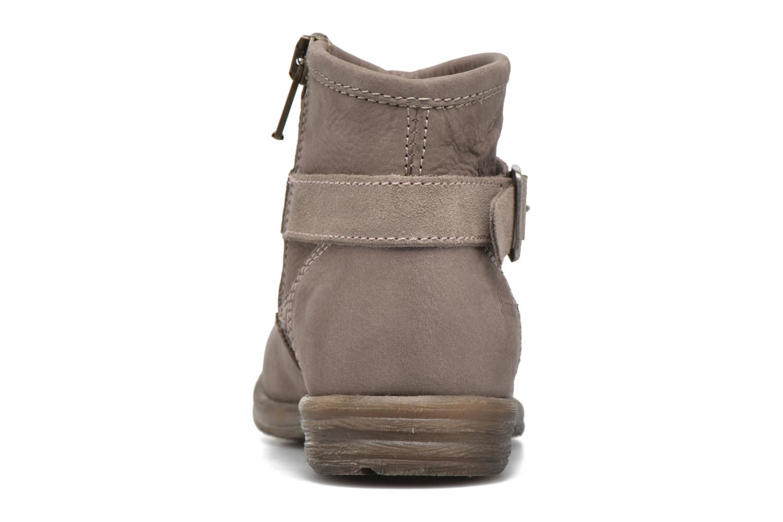 Bottines et boots Primigi Dizzy Gris vue droite
