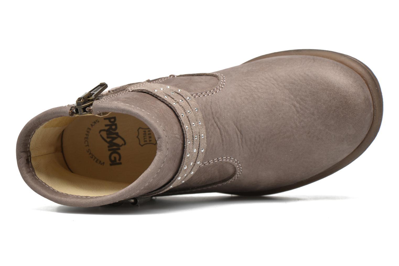 Bottines et boots Primigi Dizzy Gris vue gauche