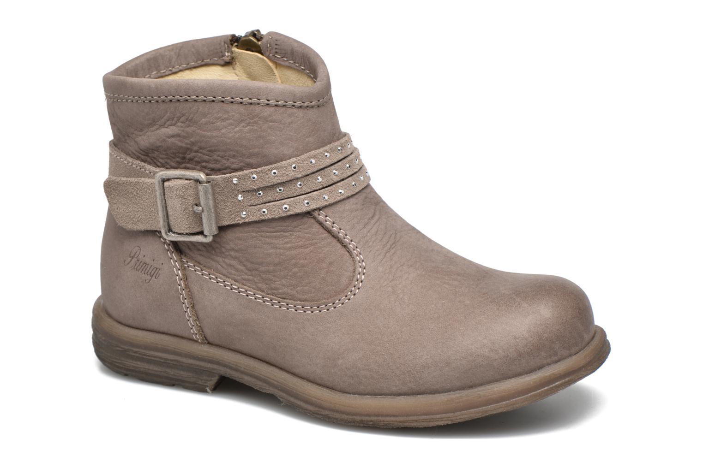 Bottines et boots Primigi Dizzy Gris vue détail/paire