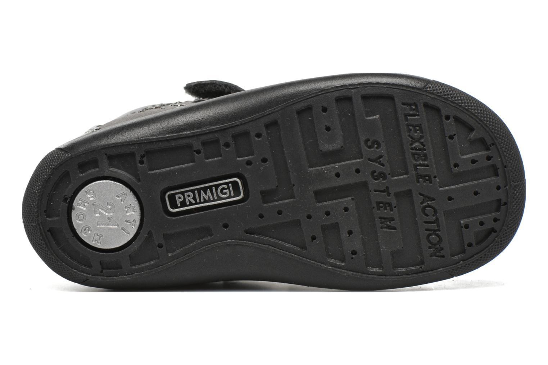 Chaussures à scratch Primigi Anastasia Gris vue haut