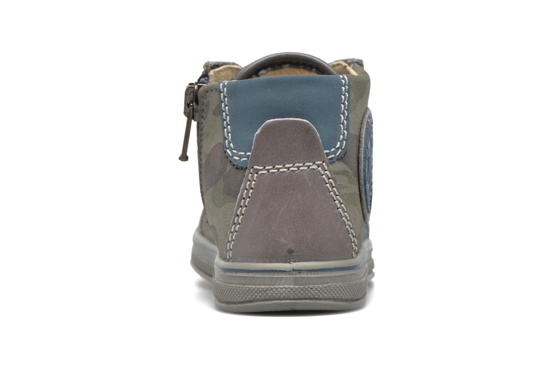 Sneakers Primigi Robby Marrone immagine destra