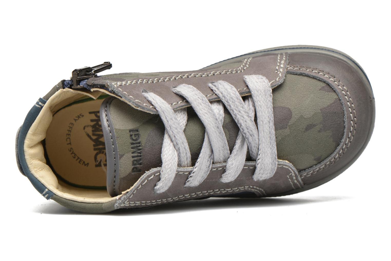 Sneakers Primigi Robby Marrone immagine sinistra
