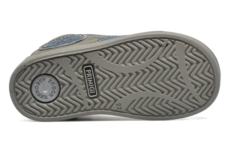 Sneakers Primigi Robby Marrone immagine dall'alto
