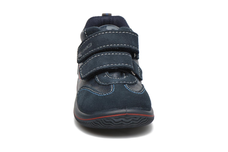Scarpe con gli strappi Primigi Alfredo Azzurro modello indossato