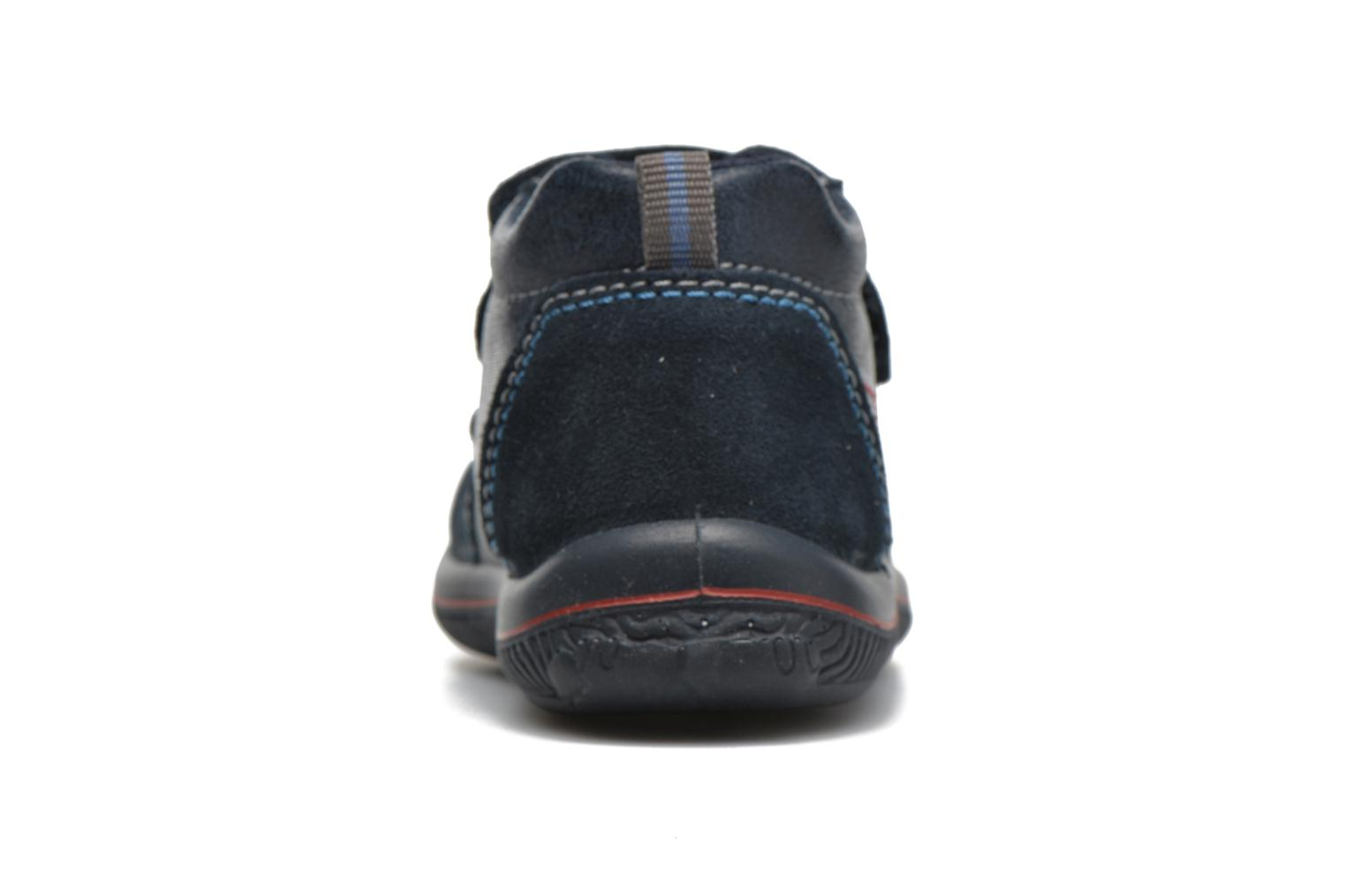 Velcro shoes Primigi Alfredo Blue view from the right