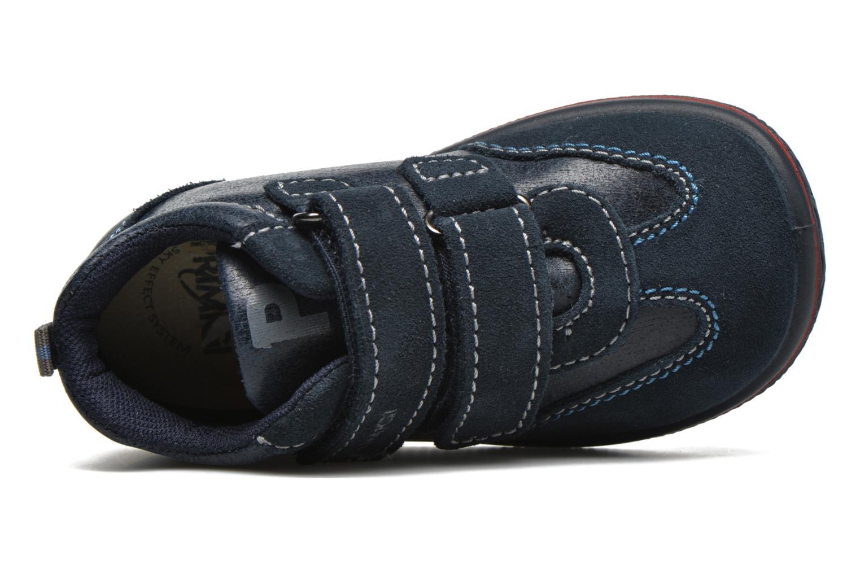 Scarpe con gli strappi Primigi Alfredo Azzurro immagine sinistra