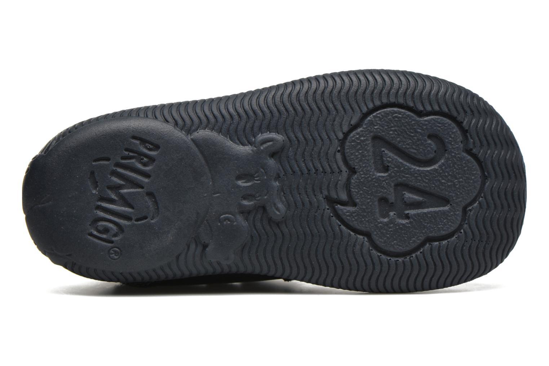 Zapatos con velcro Primigi Alfredo Azul vista de arriba