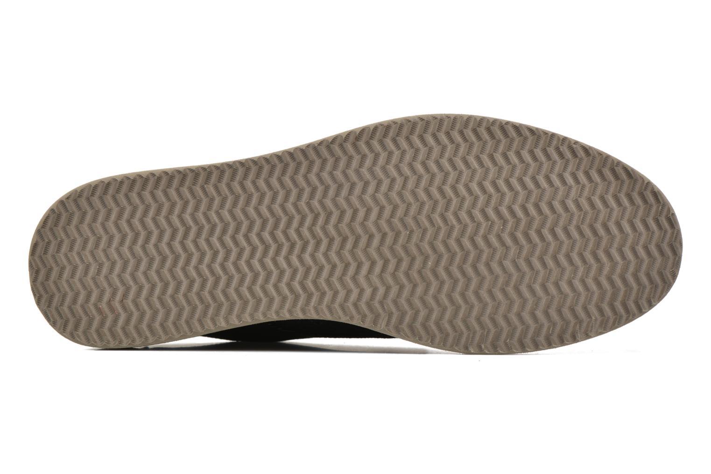 Chaussures à lacets TOMS Brogue Gris vue haut