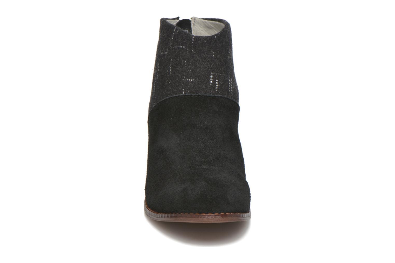 Boots en enkellaarsjes TOMS Leila bootie Zwart model