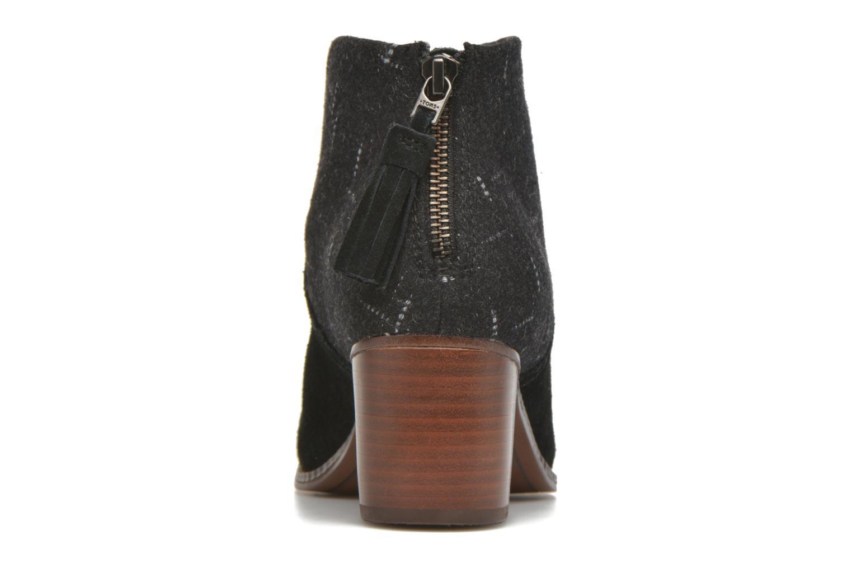 Boots en enkellaarsjes TOMS Leila bootie Zwart rechts