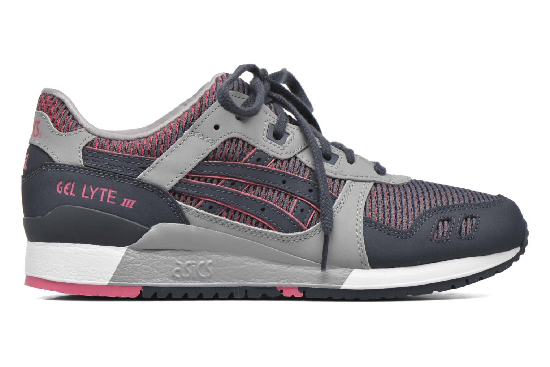 Sport shoes Asics Gel-lyte III chameleoid Multicolor back view