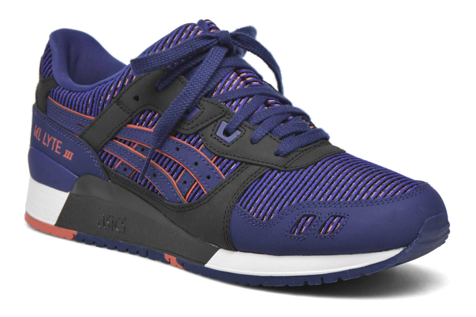 Sport shoes Asics Gel-lyte III chameleoid Multicolor detailed view/ Pair view