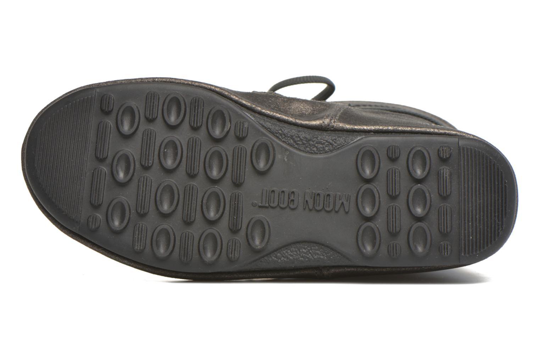 Bottines et boots Moon Boot We Caviar Lux Gris vue haut