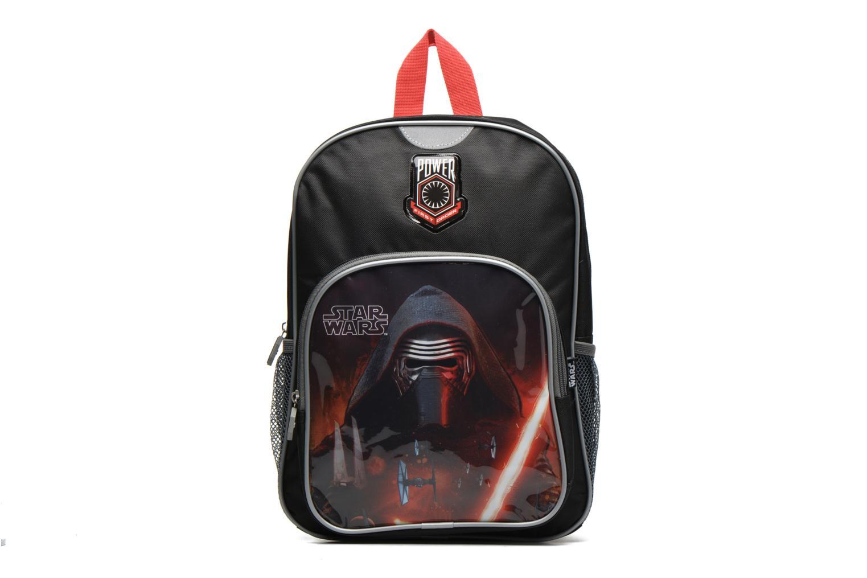 Scolaire Disney Star Wars -Sac à dos Noir vue détail/paire