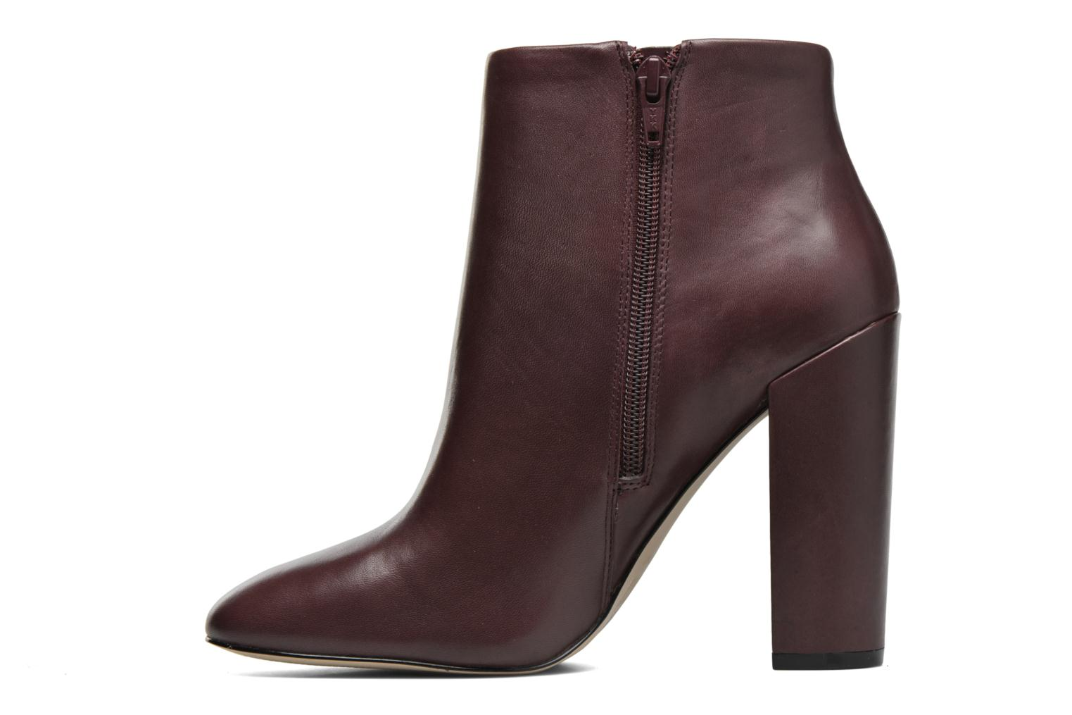Bottines et boots Aldo ARAVIA Bordeaux vue face