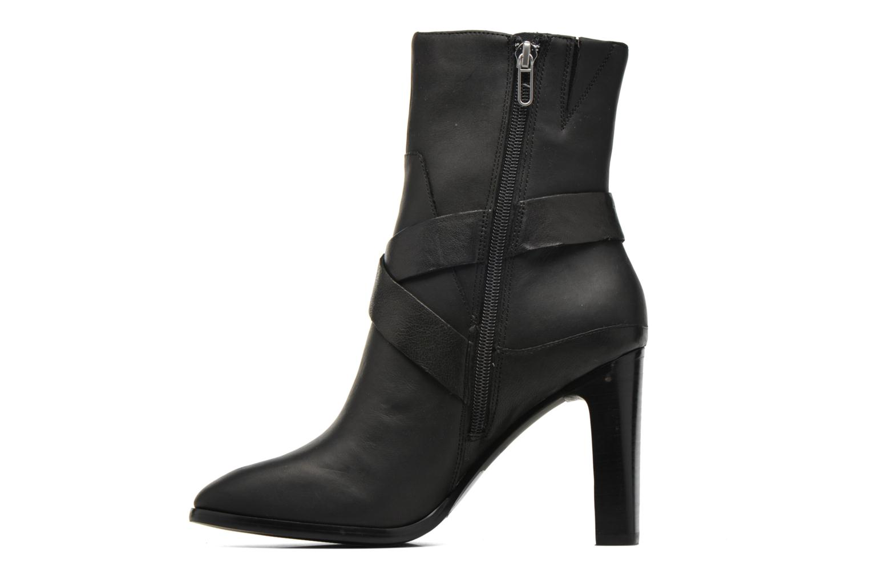 Boots en enkellaarsjes Aldo COINIA Zwart voorkant
