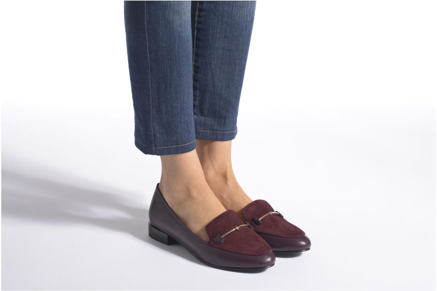 Mocassins Aldo HARRIETT Bordeaux onder