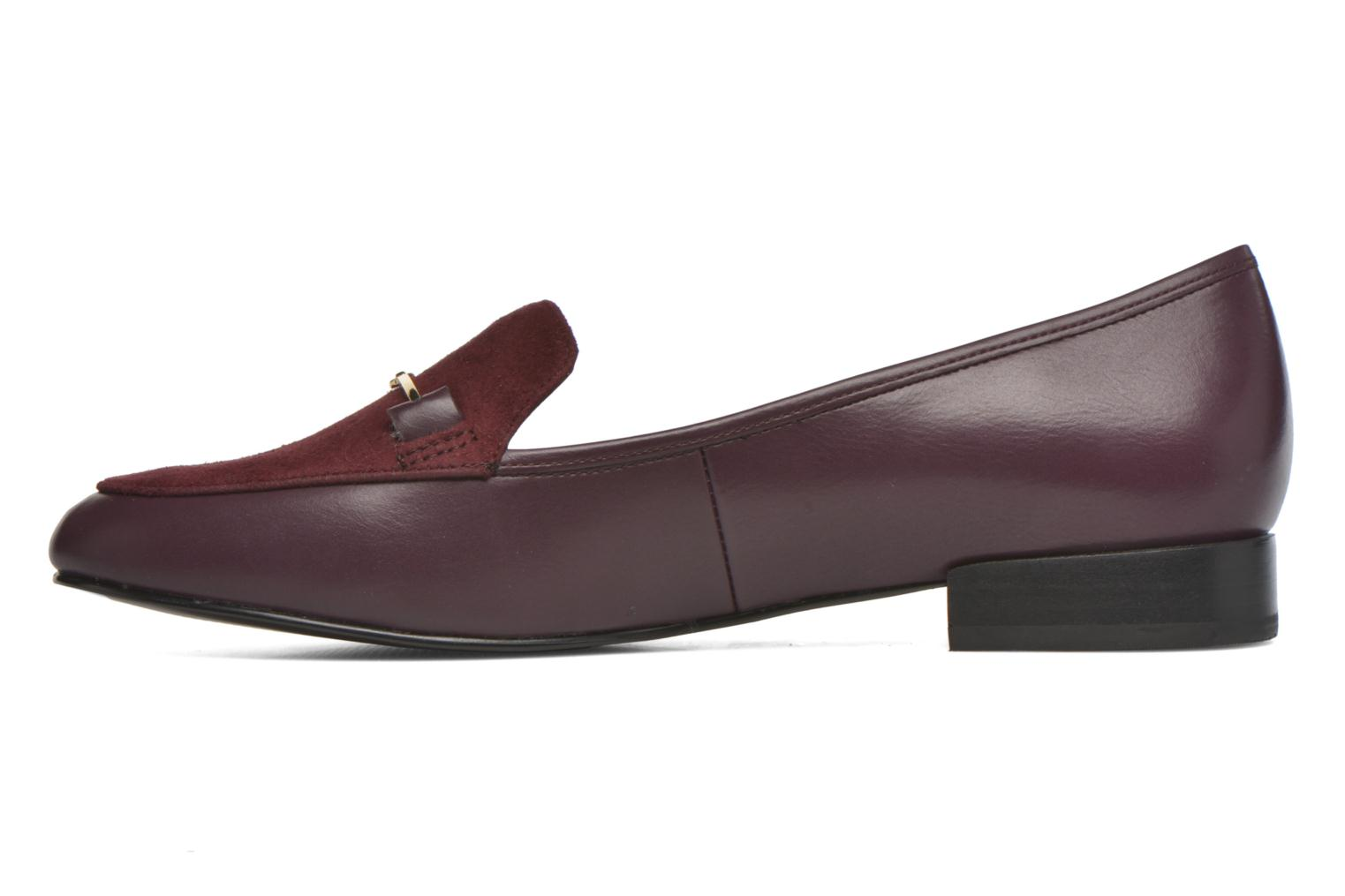 Mocassins Aldo HARRIETT Bordeaux voorkant